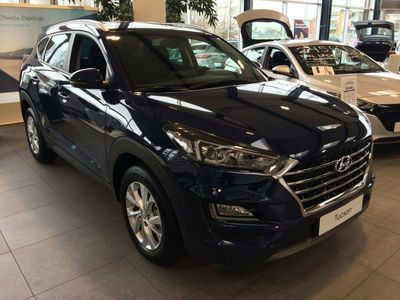 brugt Hyundai Tucson 1,6 T-GDi Value Edition+ DCT