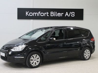 brugt Ford S-MAX 2,0 TDCi 140 Collection 7prs