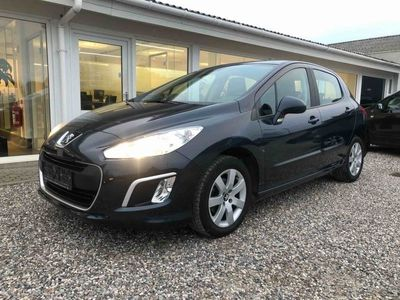 second-hand Peugeot 308 1,6 HDI Access 92HK 5d