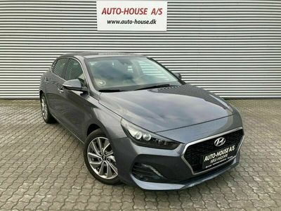 brugt Hyundai i30 1,0 T-GDi Premium FB