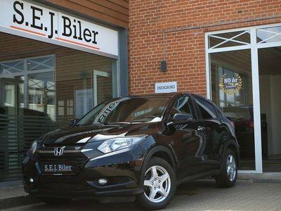 brugt Honda HR-V 1,6 i-DTEC Elegance 120HK 5d