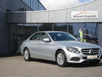 gebraucht Mercedes C200 1,6 BlueTEC