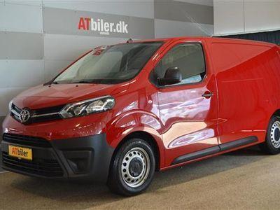 used Toyota Proace Medium 1,6 D Comfort 115HK Van 6g