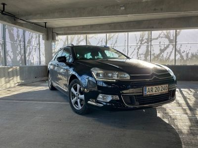 brugt Citroën C5 163 HK 2,0 HDI SEDUCTION HYDRAULIK