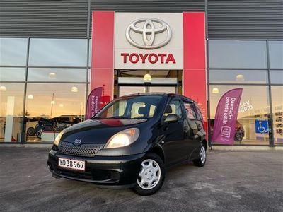 brugt Toyota Yaris Verso 1,3 Linea Luna 86HK