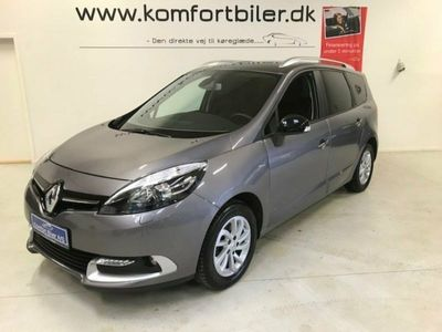 used Renault Grand Scénic III 1,5 dCi 110 Limited Navi Style 7p