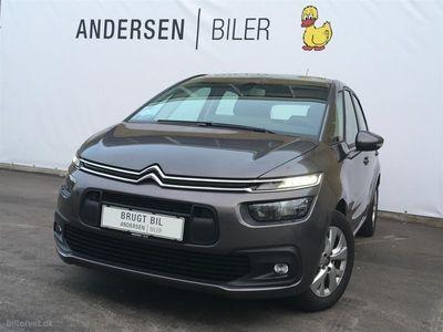 brugt Citroën C4 Picasso 1,2 PureTech Iconic start/stop 130HK 6g