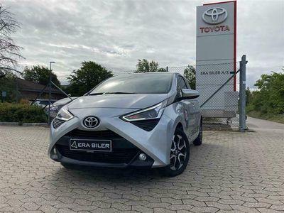brugt Toyota Aygo 1,0 VVT-I Sense 72HK 5d