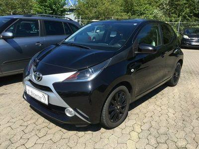 usado Toyota Aygo 1,0 VVT-i x-black