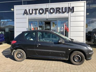 brugt Peugeot 206 1,4 HDI Performance 70HK 3d