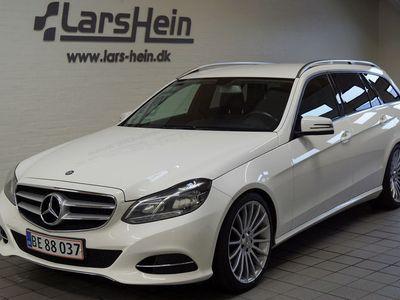 usado Mercedes E200 2 CDi stc. aut. BE