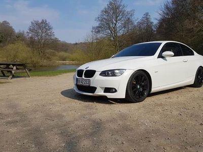 brugt BMW 335 3,0 XI E92 original M model, nysynet