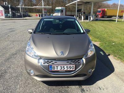 gebraucht Peugeot 208 1.4 68 HK Active