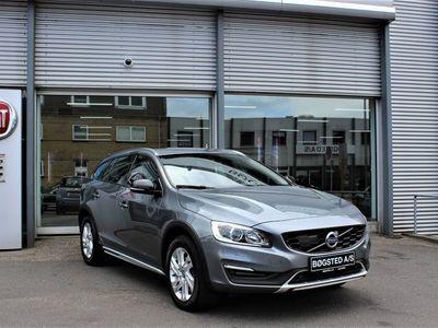 brugt Volvo V60 CC 2,0 D3 150 Momentum aut.