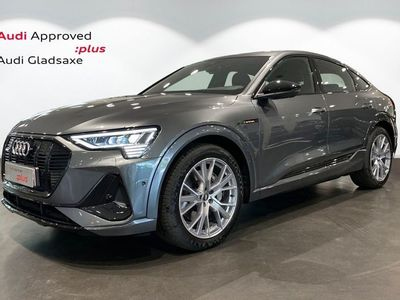 brugt Audi E-Tron - 50 S-line SB quattro