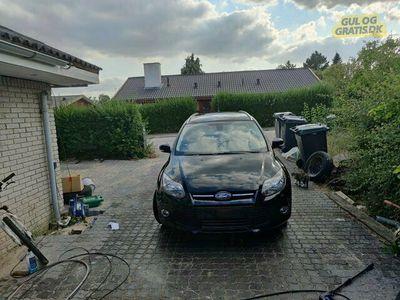 brugt Ford Focus Stc 1.6 Eco Titanium 150hk