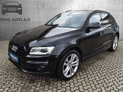 brugt Audi SQ5 3,0 biturbo TDI Quattro Tiptr. 313HK 5d Aut. - Personbil - Sort
