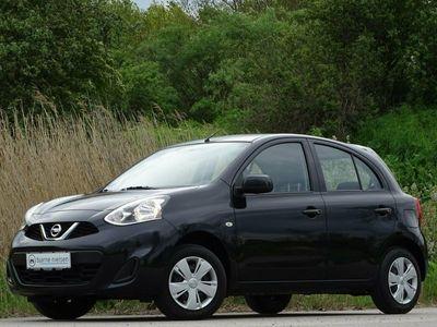 second-hand Nissan Micra 1,2 80 Acenta