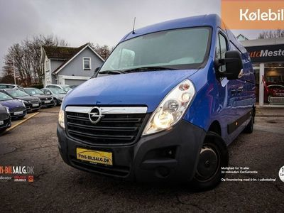 brugt Opel Movano 2,3 CDTi 150 Chassis L4 RWD TM