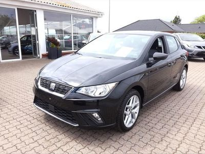 brugt Seat Ibiza 1,0 TSI Style 115HK 5d