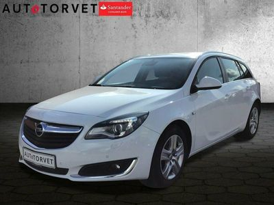 brugt Opel Insignia 1,6 CDTi 136 Edition ST
