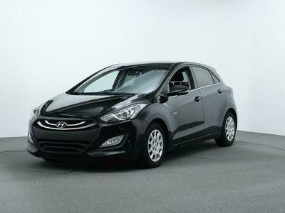 brugt Hyundai i30 1,6 CRDi Style ISG 110HK 5d 6g A+
