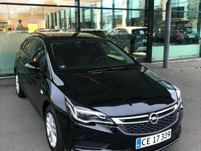 brugt Opel Astra CDTi 136 Enjoy Sports Tourer