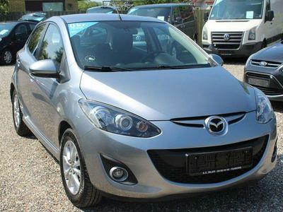gebraucht Mazda 2 1,6 DE 95 Sport