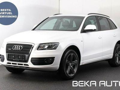 brugt Audi Q5 2,0 TFSi 180 quattro