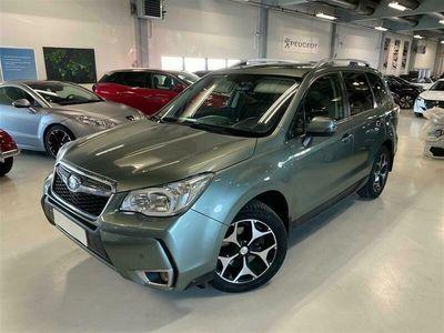 brugt Subaru Forester 2,0 XT AWD Lineartronic 240HK 5d Aut.