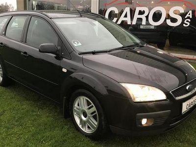 brugt Ford Focus 2,0 Ghia 145HK Stc