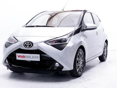 brugt Toyota Aygo 1,0 VVT-I X-Clusiv 72HK 5d