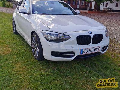 brugt BMW 120 d Sportline 2011