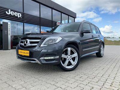 brugt Mercedes GLK350 d 3,0 CDI 4-Matic 7G-Tronic Plus 265HK 5d Aut.