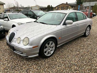 brugt Jaguar S-Type 4,0 V8 EX aut.
