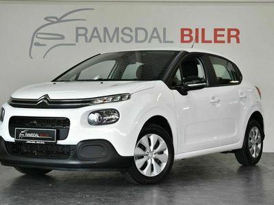brugt Citroën C3 1,5 BlueHDi 100 Cool