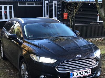used Ford Mondeo 2,0 AUT.