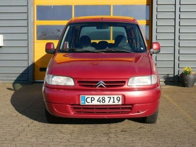 brugt Citroën Berlingo 1,4i Family