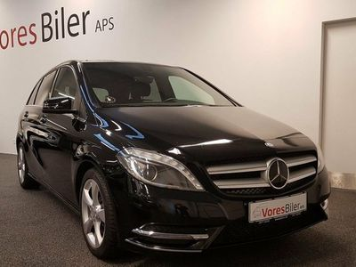 used Mercedes B220 2,2 CDi aut. BE