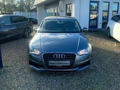 brugt Audi A3 TDi 110 Ultra Attraction