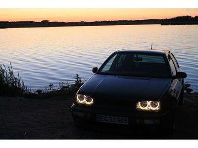 brugt VW Golf III 1,8