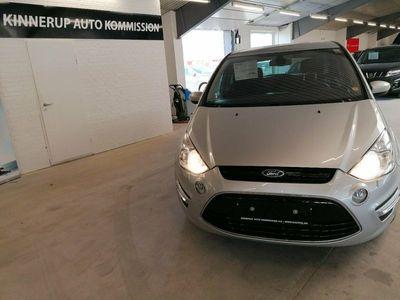 brugt Ford S-MAX 2,0 TDCi 140 Titanium 7prs
