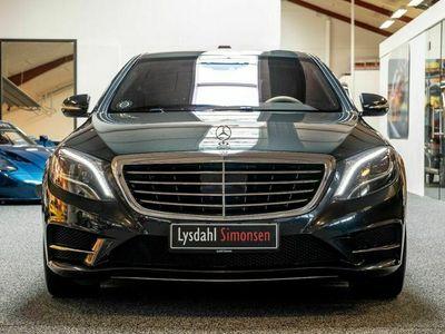 brugt Mercedes S500 4,7 aut.