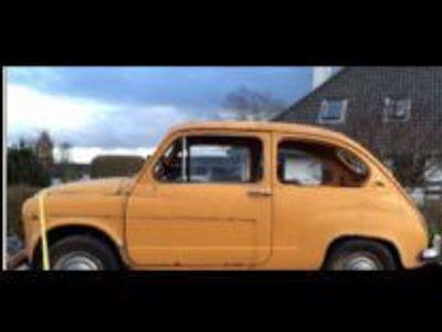 begagnad Fiat 600 Fiat 600