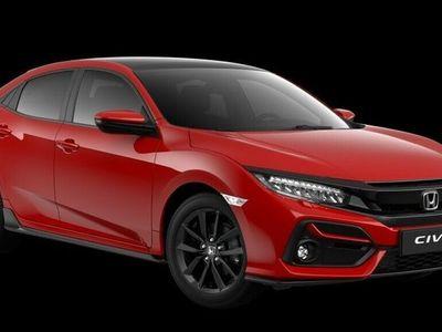 brugt Honda Civic 1,5 VTEC Turbo Sport+ CVT