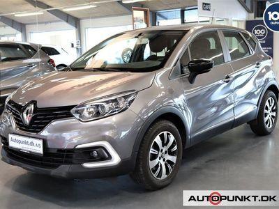 brugt Renault Captur 1,5 dCi 90 Zen EDC