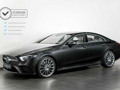 used Mercedes CLS400 d 2,9 aut. 4-M