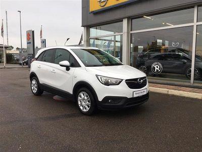 brugt Opel Crossland X 1,2 Excite 81HK 5d