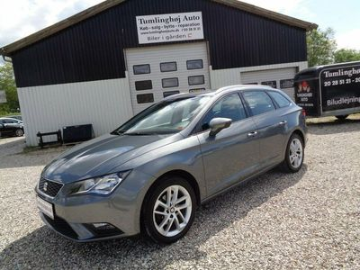 brugt Seat Leon ST 1,2 TSi 105 Style DSG eco