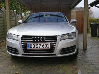 brugt Audi A7 3,0 .0 TDI 245 HK QUATTRO S-TRONIC